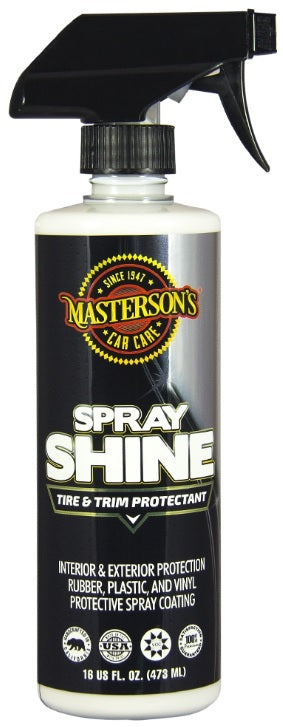 Spray Shine Tire & Trim Protectant (473ml)