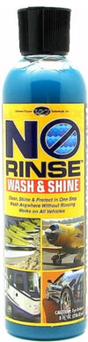 No Rinse Wash and Shine (236 ml)