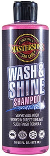 Wash & Shine Shampoo (473ml)