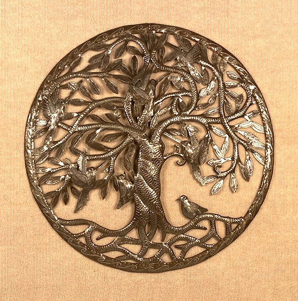 "23"" Tree of Life with Butterflies and Dragonflies"
