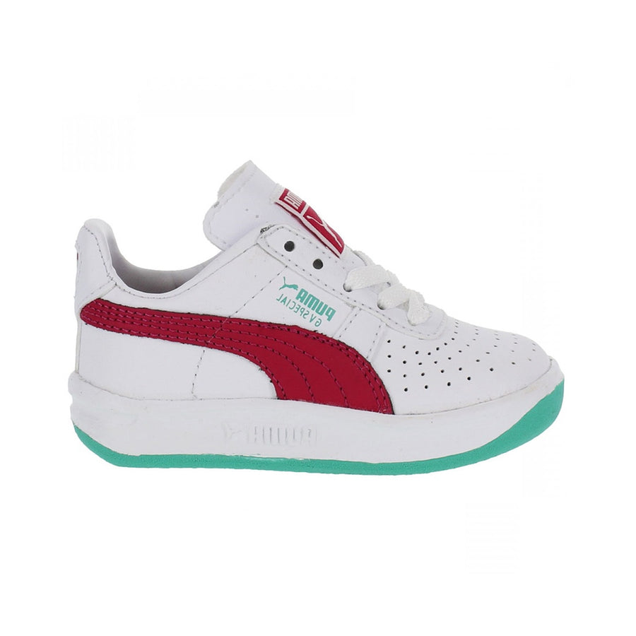 Puma - GV SPECIAL Kid's - WHITE-PURPLE-ELECTRIC GREEN - Moesports