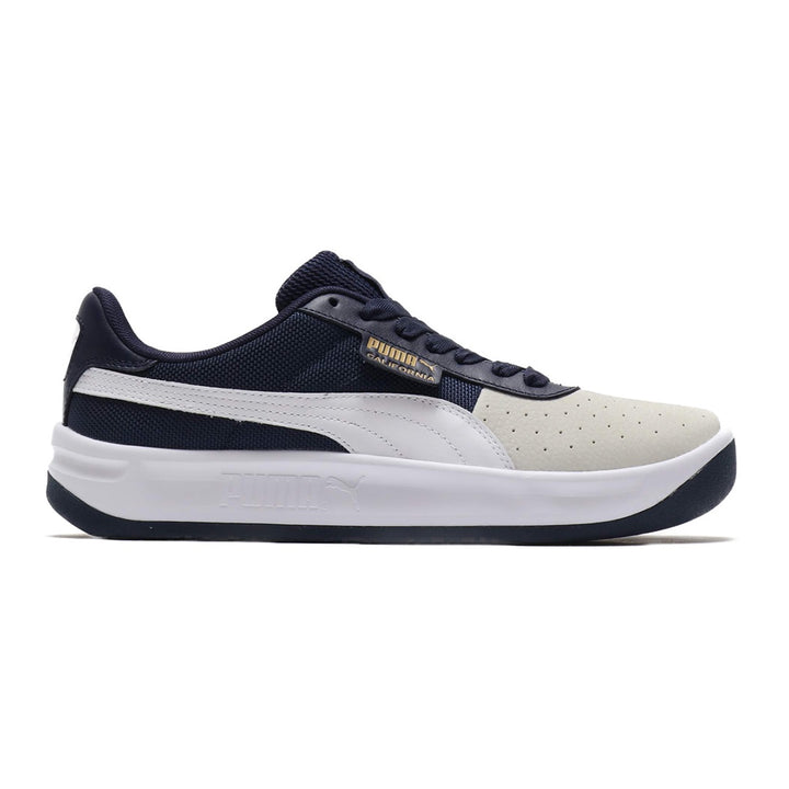 Puma CALIFORNIA Men's - GLACIER GRAY-PEACOAT-PUMAWHT - Moesports