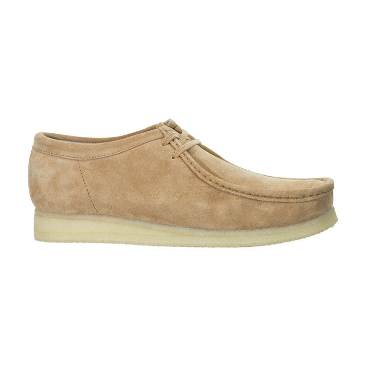 Clark's WALLABEE BOOT LOW Men's - TAN - Moesports