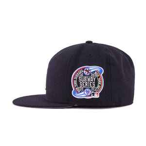 New Era 950 2000-2002 WORLD SERIES NY SNAPBACK Men's - NEYYANCO NVY - Moesports