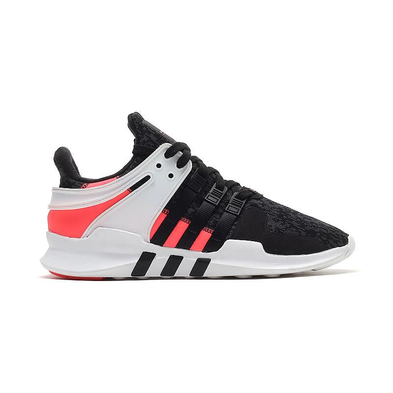 Adidas Original EQT SUPPORT ADV Men's - CBLACK/CBLACK/TURBO/NOIESS/NOIESS/TURBO - Moesports
