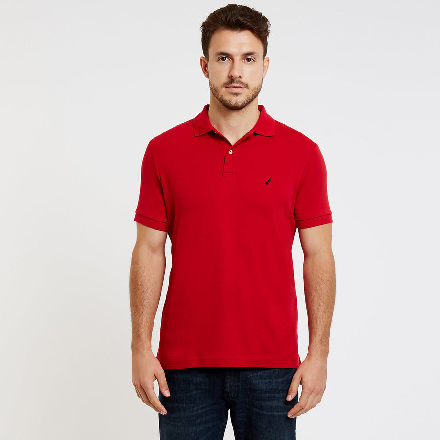 Nautica SHIRT Men's - 6NR NAUT RED - Moesports