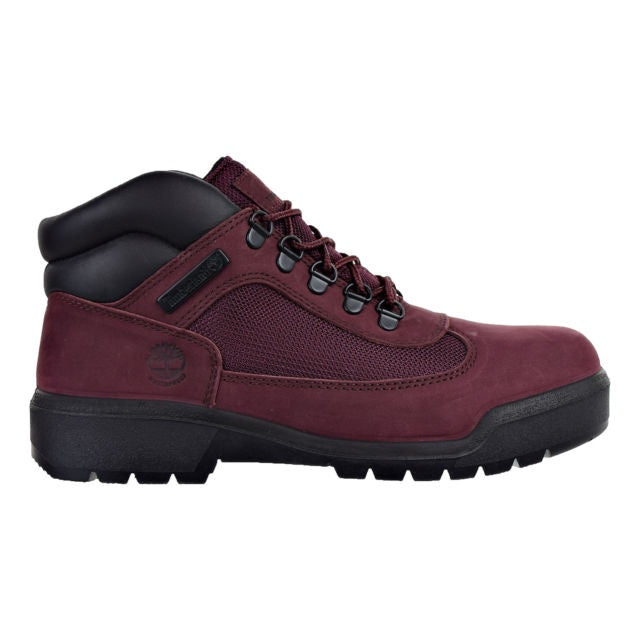 Timberland LOW FIELD BOOT F/L WP Men's - BURG - Moesports