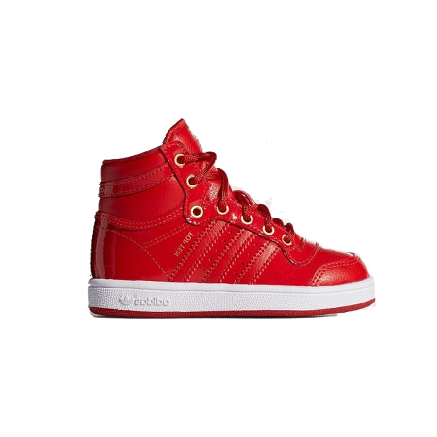 Adidas Original TOP TEN HI Infant's - COLRED/COLERED/COLRED/ROUGCO/ROUGCO/ROUGCO - Moesports