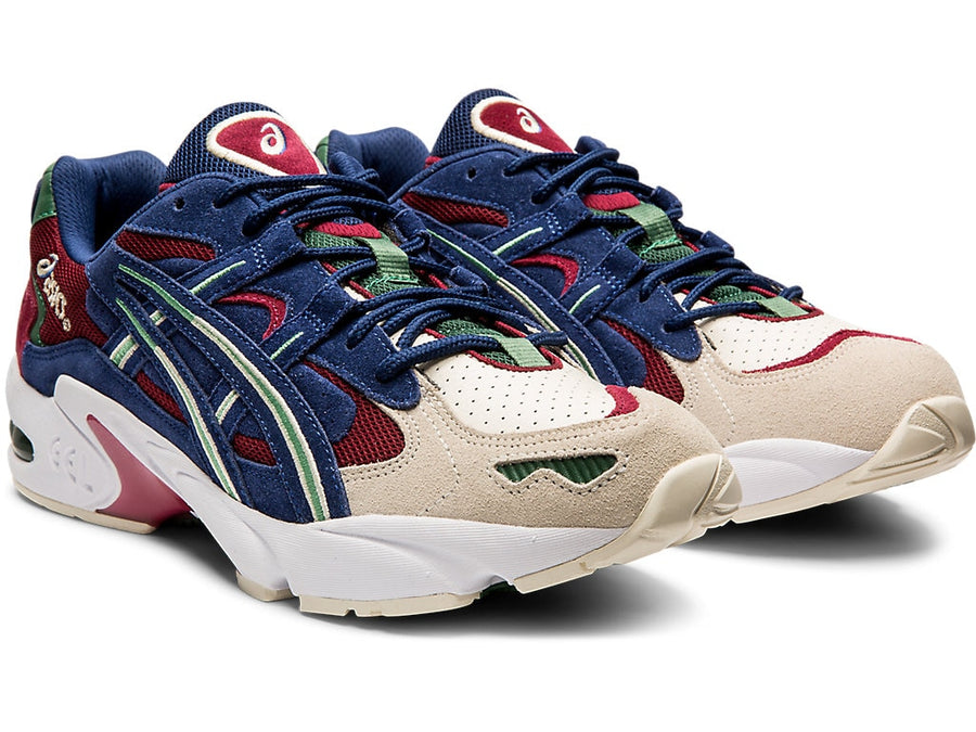 Asics Tiger GEL - KAYANO 5 OG Men's - BIRCH/BLUE EXPANSE