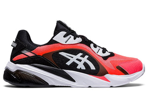 Asics Tiger GEL-MIQRUM Men's - BLACK/SUNRISE RED
