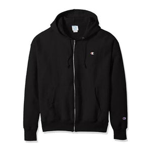Champion FLC ZIP HOOD Men's - BLACK - Moesports