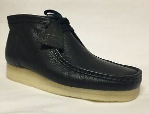 Clark's WALLABEE BOOT Men's - NAVY MARINE - Moesports