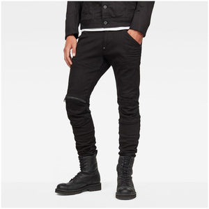 G-Star Raw 5620 3D ZIP KNEE SKINNY Men's - RINSED