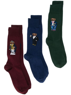 Polo Ralph Lauren SOCK Men's - Nvast Bear