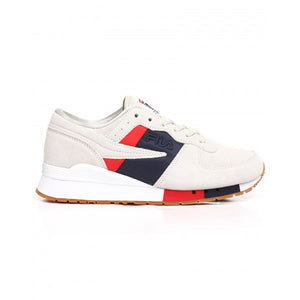 Fila ORIGINAL RUNNING CHIARA - Women's -  WHITE/FNAVY/FRED