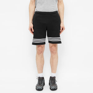 Adidas Original OUTLINE SHORT Men's - BLACK/WHITE