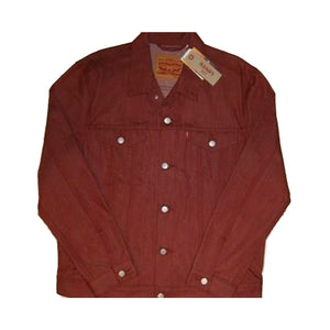 Levis Strauss & Co JACKET Men's - CRANBERRY - Moesports