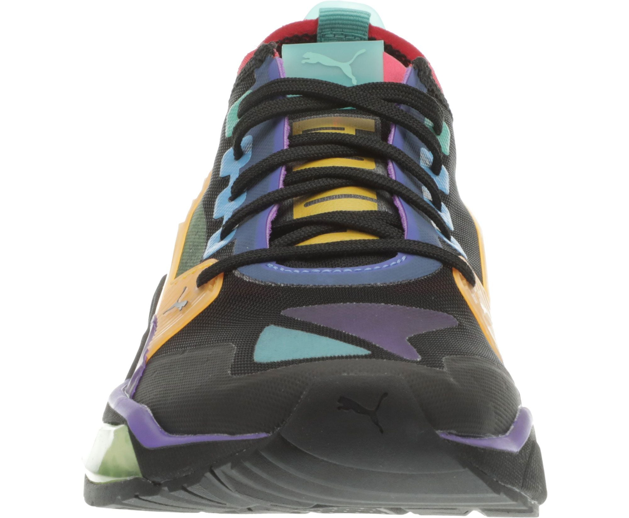 PUMA Men's LQDCELL Optic Sheer- BLACK/MULTI – Moesports