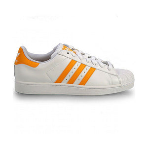 Adidas Original SUPERSTAR II Men's - RUNWHT/COLGOL/RUNWHT/BLANC/OR/BLANC - Moesports
