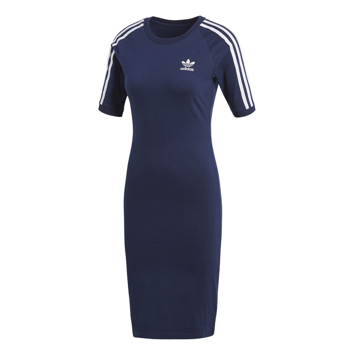 Adidas Originals 3 STRIPES DRESS Women's - CONAVY/BLNACO - Moesports