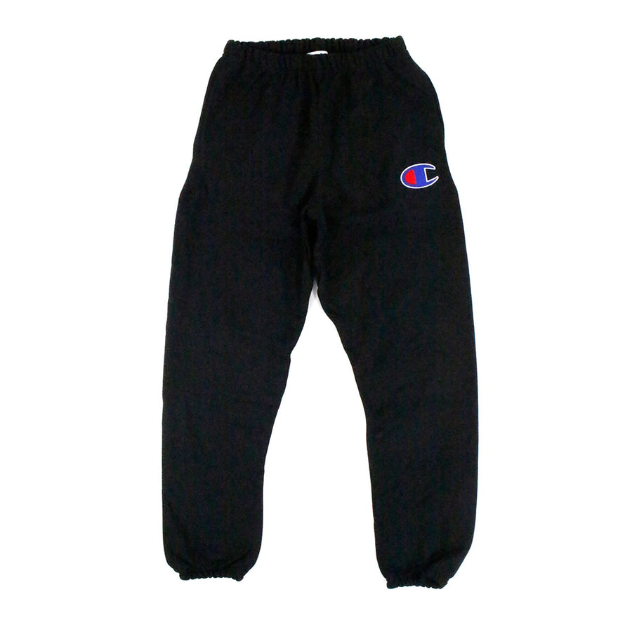 Champion FLC PANT BIG C Men's - BLACK - Moesports