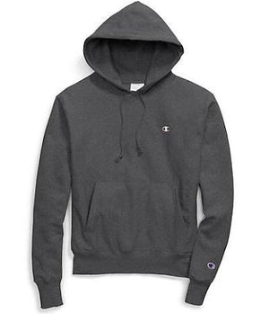 Champion FLC PULLOVER Men's - GRANITE HEAT/CHARCOAL - Moesports