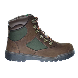 Timberland 6IN F/L FLD BT Junior's - BRN NB/GRN - Moesports
