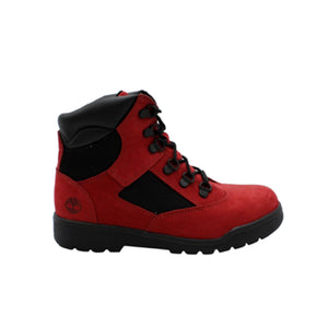 Timberland 6IN F/L FLD BT Junior's -RED - Moesports
