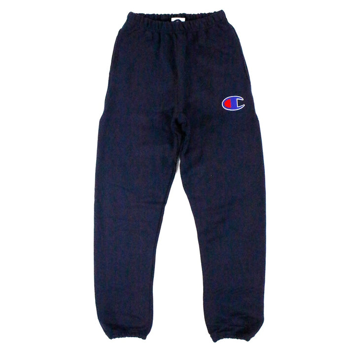 Champion FLC PANT BIG C Men's - NAVY - Moesports