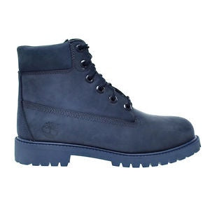 Timberland 6IN PREM WPBT Junior's - DKBLUTEXTURED - Moesports