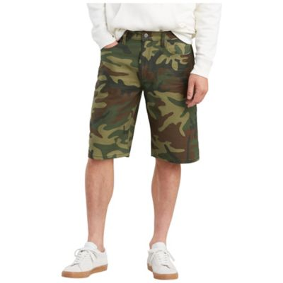 Levis Strauss & Co 569 LOOSE STRAIGHT Men's - CAMO GREEN - Moesports