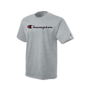 Champion HERITAGE TEE MULTI T Men's - OXFORD GRAY - Moesports