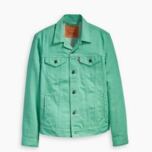 Levis Strauss & Co JACKET Men's - ORCH GREEN - Moesports