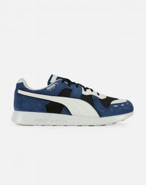 Puma RS-100 SNBK Men's - BLACK-SODALITE BLUE-WHITE - Moesports