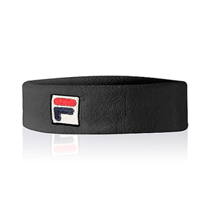Fila SOLID HEADBAND (6Pack) Men's - BLACK - Moesports