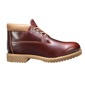 Timberland 1973 NEWMAN WATERPROOF CHUKKA MEDIUM Men's - BROWN NUBUCK - Moesports