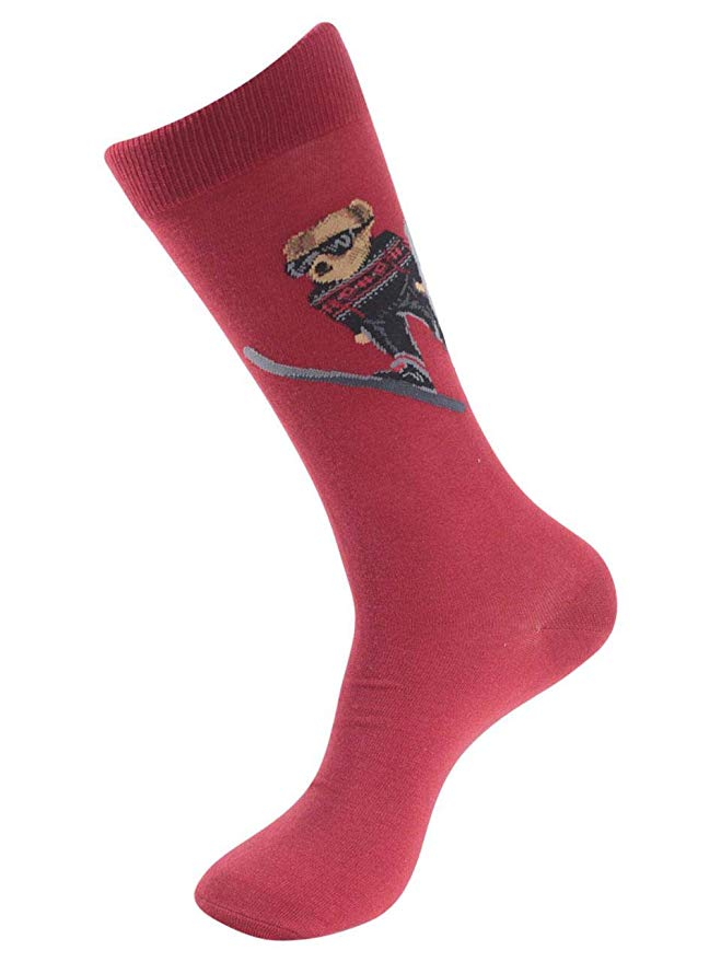 Polo Ralph Lauren SOCK Men's - 88977 RED - Moesports
