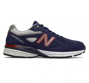 New Balance 990's Classics Men's - DEEP NAVY/WHITE/RED - Moesports