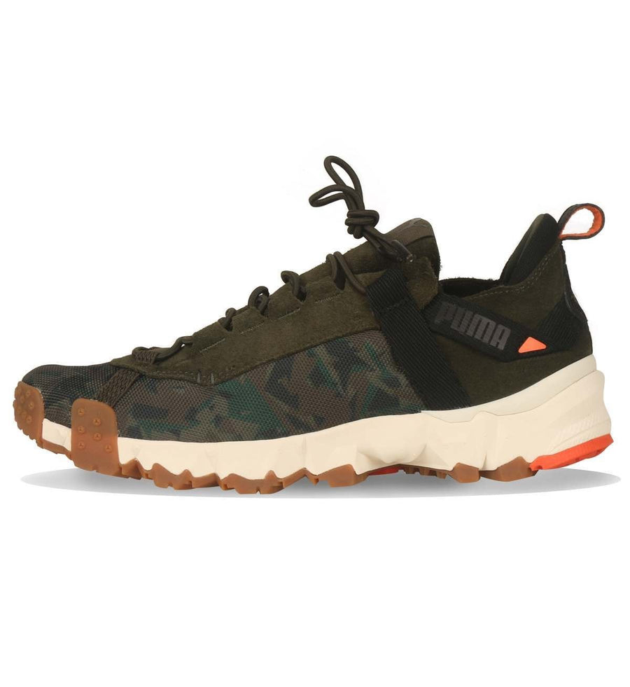 Puma TRAILFOX CAMO Men's - FOREST NIGHT-WHISPER WHITE - Moesports