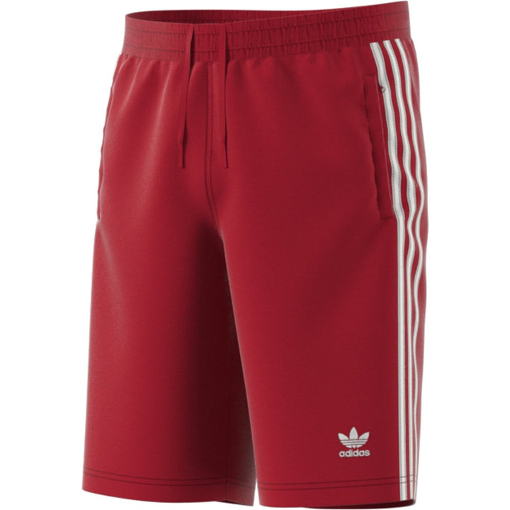 Adidas Original 3 STRIPE SHORT Men's - POWERED/ROUPUI - Moesports