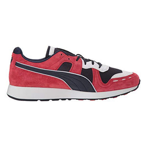 Puma RS-100 SNBK Men's - PEACOAT-RED-PUMA WHITE - Moesports