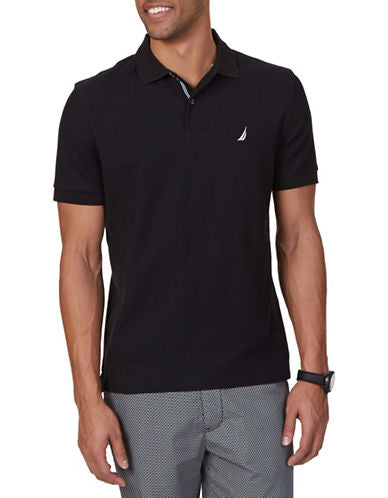 Nautica SHIRT BIG & TALL Men's - OTB TRUE BLACK - Moesports