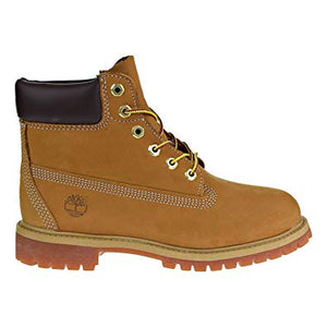 Timberland 6IN PREM Youth - WHEAT NUBUCK - Moesports