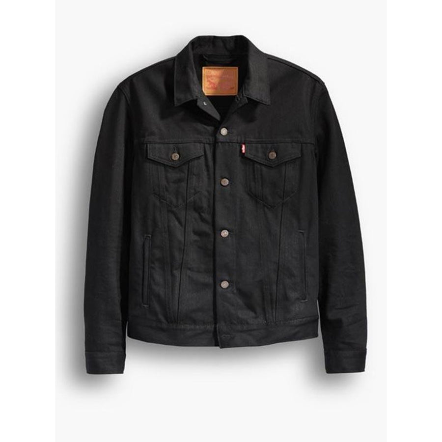 Levis Strauss & Co JACKET Men's - DENIM BLACK - Moesports