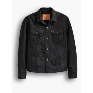 Levis Strauss & Co JACKET Men's - BLACK - Moesports
