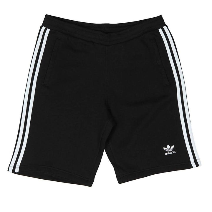 Adidas Original 3 STR FT SHORT Men's - BLACK/NOIR - Moesports