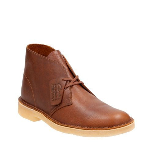 Clark's DESERT BOOT Men's - TAN TUMBLED - Moesports