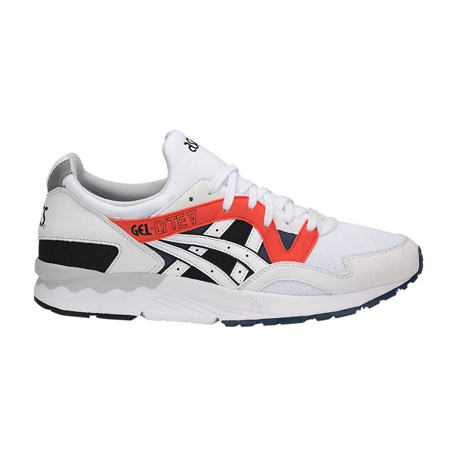 Asics Tiger Gel-Lyte V Men's - WHITE/WHITE - Moesports