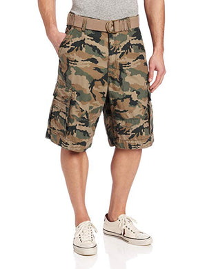 Levis Strauss & Co SNAP CARGO SHORTS Men's - ARMY CAMO - Moesports
