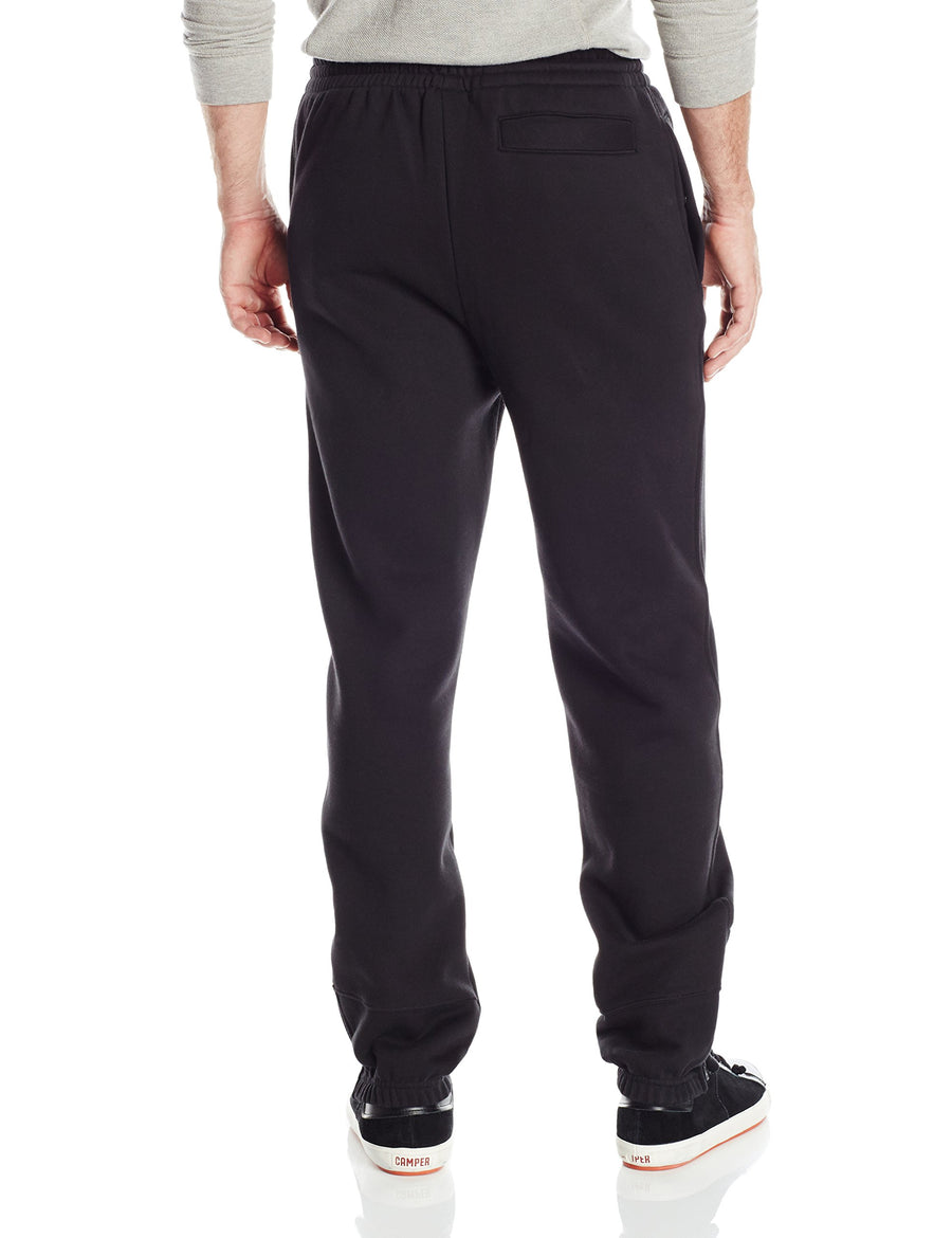 Champion SUPER FLEECE SWEATPANTS Men's - BLACK - Moesports